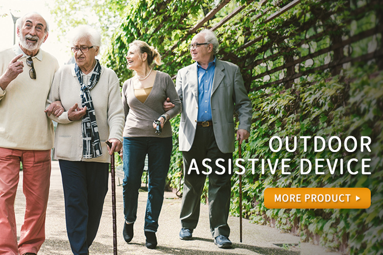 Homecare Outdoor Assistive Device